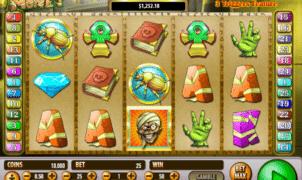 Joaca gratis pacanele Mummy Money online