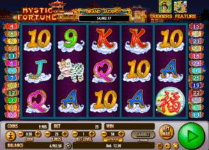 Mystic Fortune gratis joc ca la aparate online