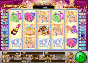 Jocul de cazino online Pamper Me gratuit