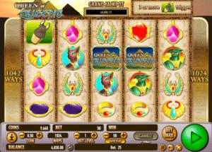 Joaca gratis pacanele Queen of Queens 2 online