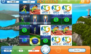 Joaca gratis pacanele Rio Reels online