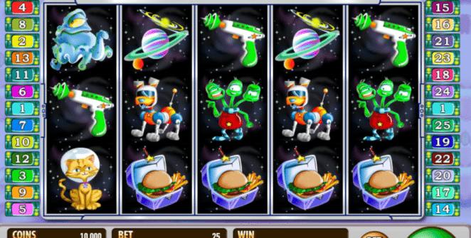 Jocul de cazino online Space Fortune gratuit