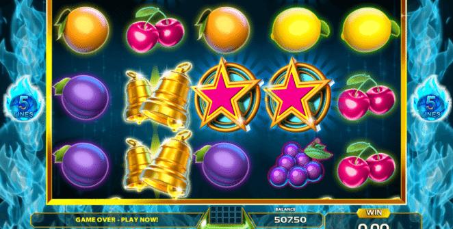 Jocul de cazino online Storming Flame gratuit