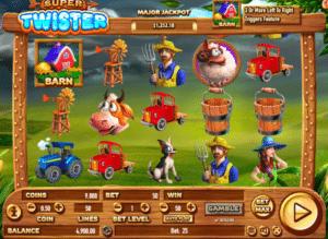 Jocuri Pacanele Super Twister Online Gratis