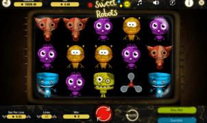 Jocul de cazino online Sweet Robots gratuit