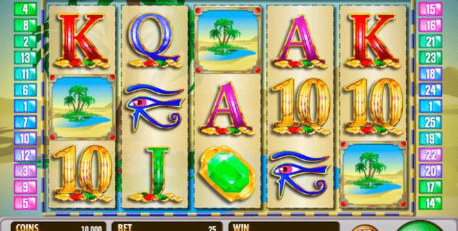 Jocuri Pacanele Treasure Tomb Online Gratis