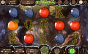 Joaca gratis pacanele Wild Cherries online