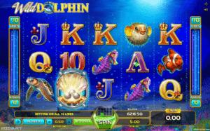 Joaca gratis pacanele Wild Dolphin online