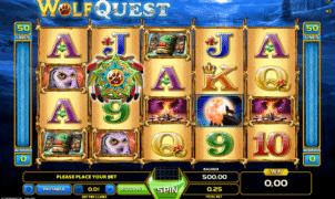 Wolf Quest gratis joc ca la aparate online