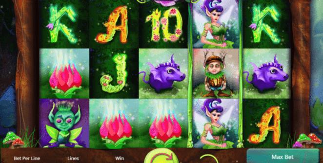 Wondrous Garden gratis joc ca la aparate online