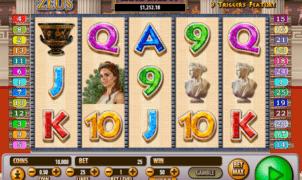 Jocul de cazino online Zeus gratuit