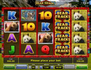 Jocul de cazino online Bear Tracks gratuit
