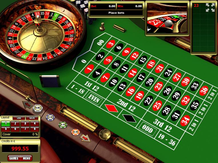 Joaca gratis pacanele American Roulette Tom Horn online
