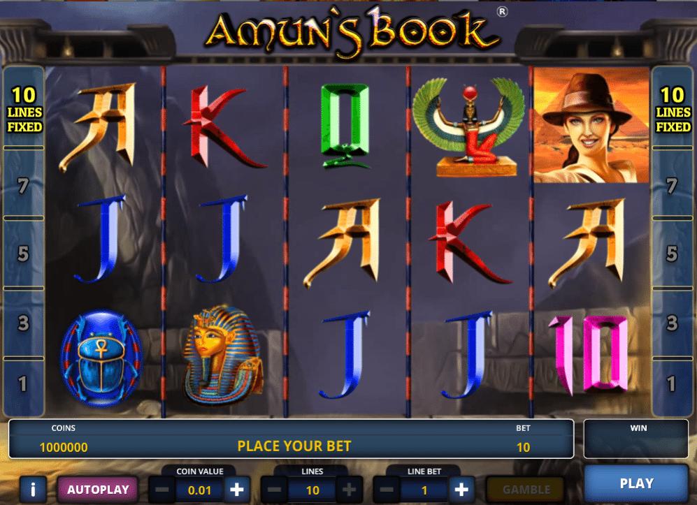 Slot machine gratis book