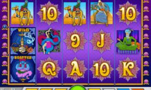 Joaca gratis pacanele Arabian Nights SGS online