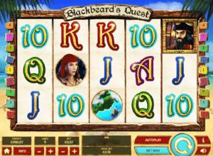 Jocuri Pacanele Blackbeard´s Quest Online Gratis