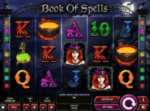 Jocul de cazino online Book of Spells gratuit