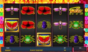 Joaca gratis pacanele Butterfly Hot 10 online