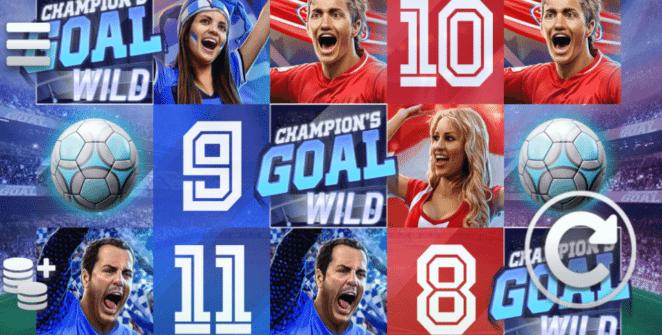 Jocuri Pacanele Champions Goal Online Gratis
