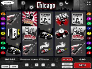 Joaca gratis pacanele Chicago TH online