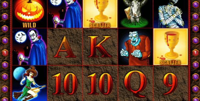 Jocul de cazino online Dark Side gratuit