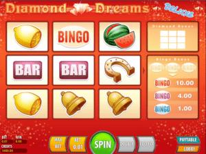 Jocuri Pacanele Online Diamond Dreams Deluxe Gratis