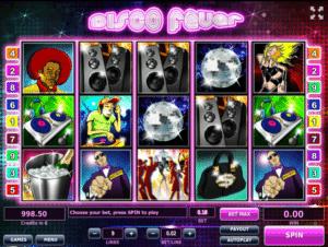 Disco Fever gratis joc ca la aparate online