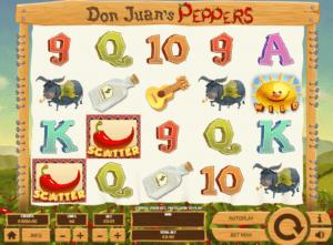 Jocuri Pacanele Don Juan´s Pepper Online Gratis
