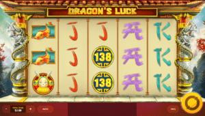 Jocul de cazino online Dragon´s Luck gratuit