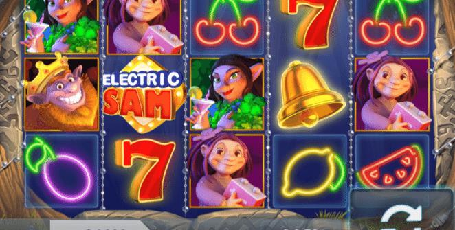 Electric Sam gratis joc ca la aparate online