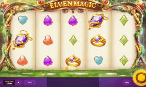 Joaca gratis pacanele Elven Magic online