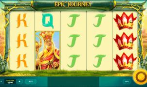 Epic Journey gratis joc ca la aparate online