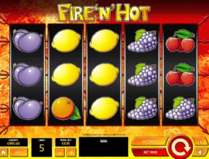 Joaca gratis pacanele Fire and Hot online