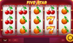 Jocuri Pacanele Five Star Online Gratis