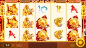 Jocul de cazino online Fortune House gratuit