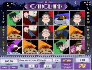 Gangland gratis joc ca la aparate online