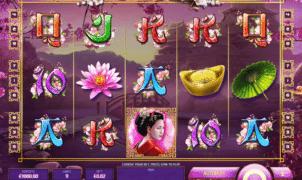 Jocul de cazino online Geisha´s Fan gratuit