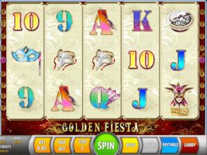 Golden Fiesta gratis joc ca la aparate online