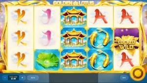 Jocul de cazino online Golden Lotus gratuit