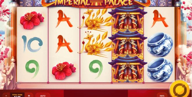 Joaca gratis pacanele Imperial Palace online