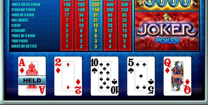 Jocul de cazino online Joker Poker Tom Horn gratuit