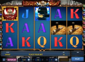 Jocuri Pacanele Legend of the Sea Online Gratis