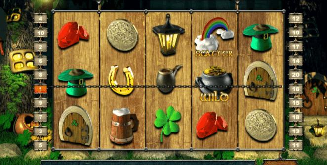 Joaca gratis pacanele Lucky Shamrock SGS online