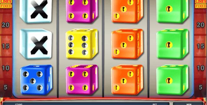 Jocul de cazino online Mad Cubes 25 gratuit