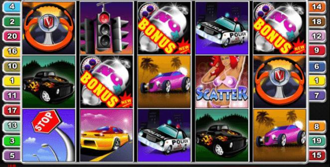 Nitro Madness gratis joc ca la aparate online