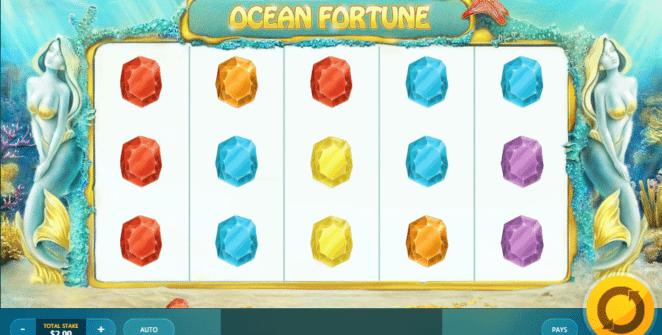 Ocean Fortune gratis joc ca la aparate online