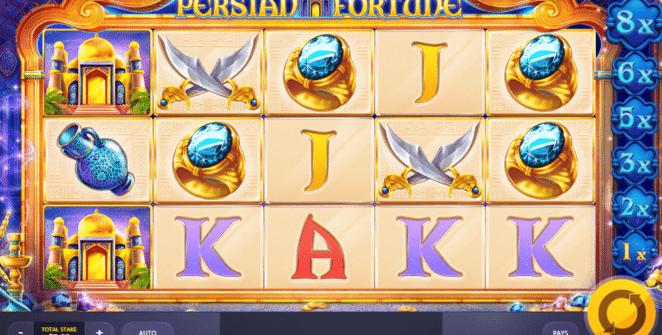 Jocuri Pacanele Persian Fortune Online Gratis