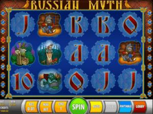 Jocuri Pacanele Russian Myth Online Gratis