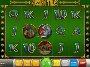 Jocul de cazino online Russian Tales gratuit