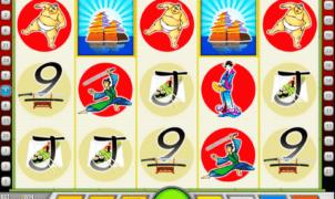 Joaca gratis pacanele Samurai online